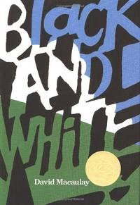 Black and White (CALDECOTT MEDAL BOOK)