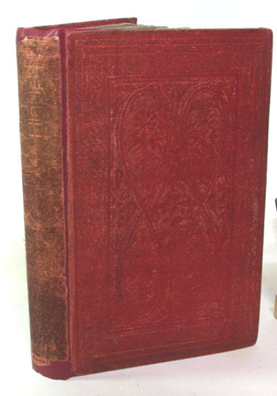 London: Chapman & Hall, 1859. First Edition. First Issue Professionally re-backed preserving much of...