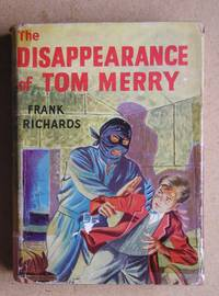The Disappearance Of Tom Merry.