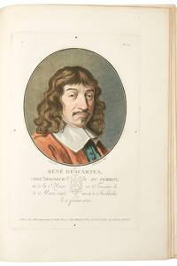 Portraits des Grands Hommes, Femmes illustres, et sujets mémorables de France, gravés et imprimée en couleurs