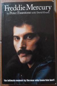 image of Freddie Mercury 'An intimate memoir by the man who knew him best'