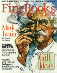 Fine Books & Collections: Issue 8.3: Autumn 2010