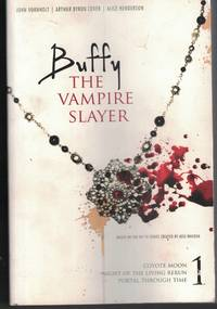 Buffy The Vampire Slayer #1 Contains - Coyote Moon - Night of the Living  Rerun - Portal through Time