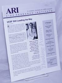 ARI: AIDS Research Institute; vol. 4, 2, Fall 2000: UCSF Still leading the way