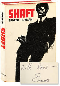 Shaft (First Edition, inscribed by the author to film producer Philip D'Antoni)