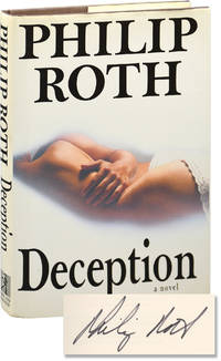 image of Deception (Signed First Edition)