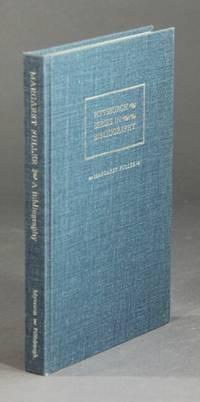 Margaret Fuller: a descriptive bibliography