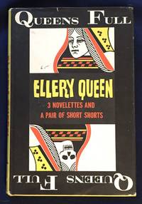 image of QUEEN'S FULL; 3 Novelets and A Pair of Short Shorts / Ellery Queen