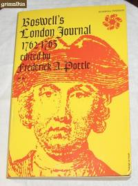 Bosewell's London Journal 1762-1763