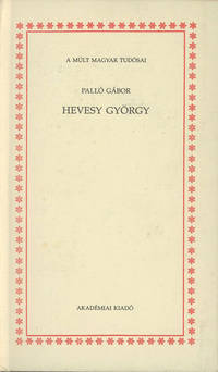 Hevesy Gyorgy (INSCRIBED)