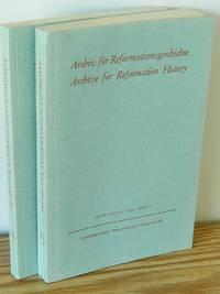 image of Archiv Für Reformationsgeschichte, Vol. 61, Heft 1&2