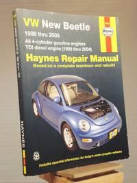 Haynes VW New Beetle Automotive Repair Manual (Hayne's Automotive Repair Manual)
