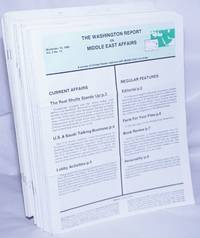 image of The Washington Report on Middle East Affairs 1983-1988[55 issues]