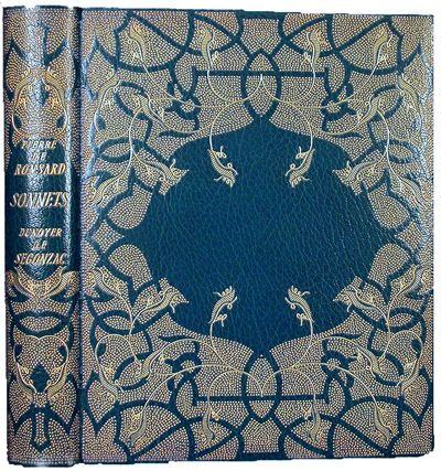 .(Segonzac, Andre Dunoyer de); Ronsard, Pierre de. Quelques Sonnets de Ronsard. Paris: Chez l'Auteur...