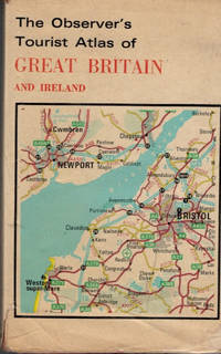 The Observer's Book Tourist Atlas of Great Britain and Ireland