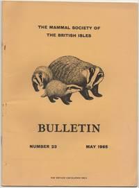 image of Bulletin No.23 May 1965