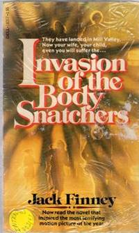 Invasion Of The Body Snatchers by  Jack FINNEY - Paperback - Revised Ed. - 1978 - from Mindstuff Books and Biblio.com