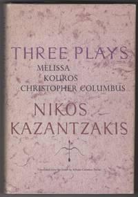 image of Three Plays