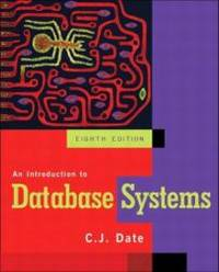 image of An Introduction to Database Systems (8th Edition)