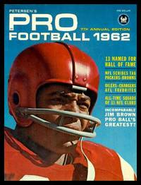 PETERSEN'S PRO FOOTBALL 1962 - 7th Annual Edition