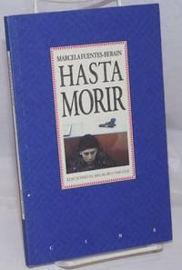 image of Hasta Morir [screenplay]