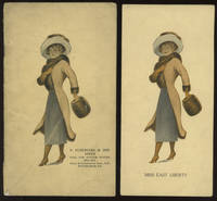 P. Ludebuehl & Son Shoes, Fall and Winter Styles, 1911-1912