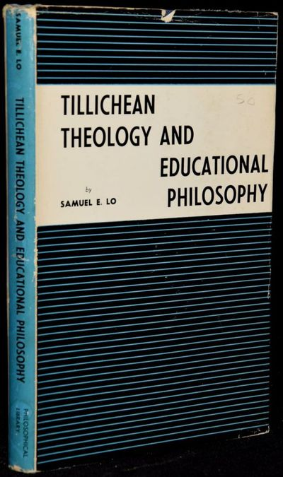 New York: Philosophical Library, 1970. Very Good+ binding/Very Good dust jacket. A clean copy of thi...