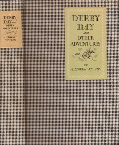 Boston: Little Brown and Co, 1934. First Edition. Hardcover. Very Good. Octavo. Hardcover. Black and...