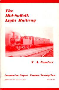 The Mid-Suffolk Light Railway, The Loco Papers 22