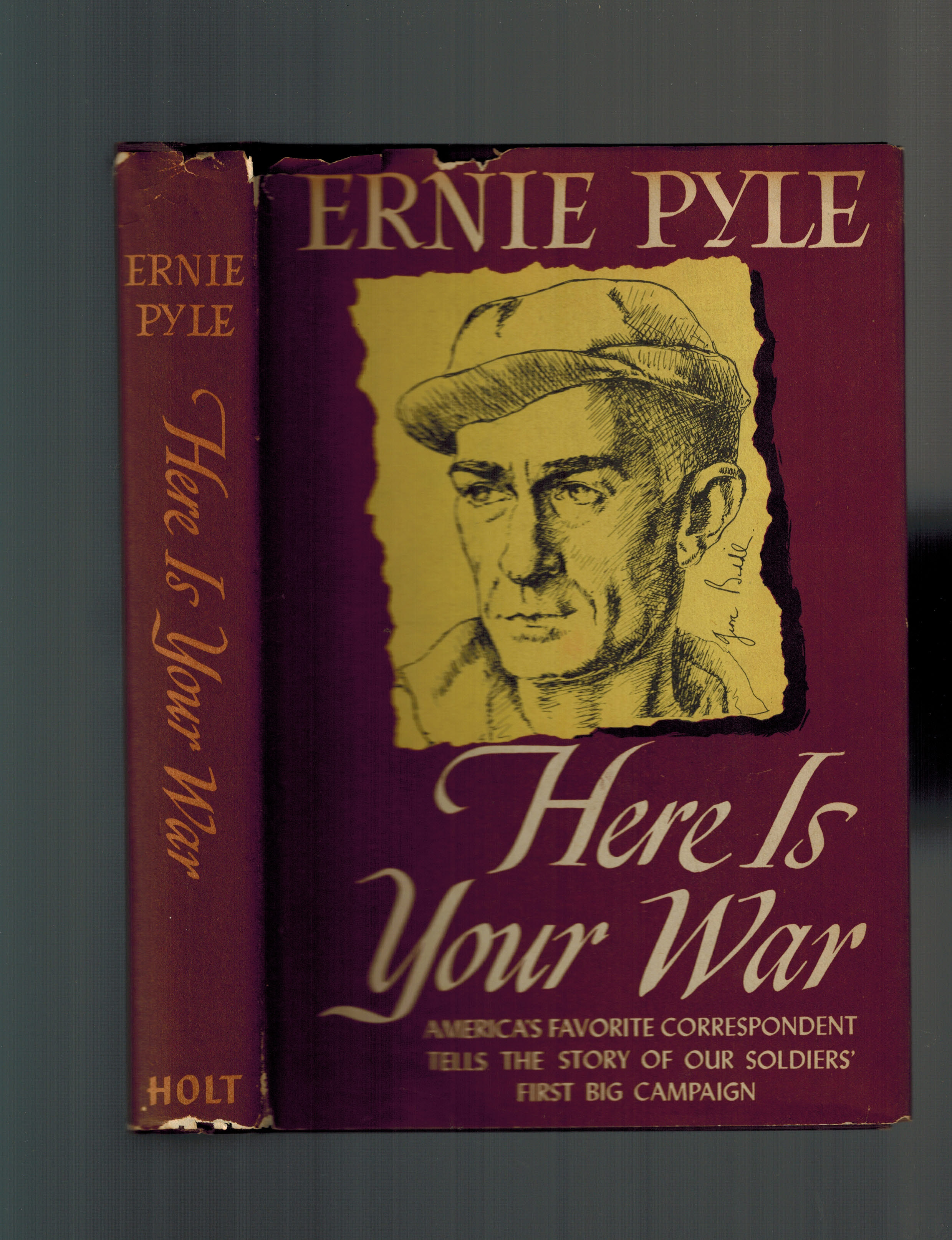 analysis on ernie pyles on world war ii essay Theoretical physics to biology de la physique theorique a la biologie ernie pyles war americas eyewitness to world war ii g k  world of orderic vitalis  essay.