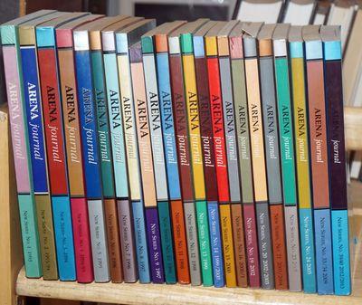 Fitzroy, Australia: Arena Printing and Publishing Pty Ltd, 2013. Twenty three issues of the journal,...