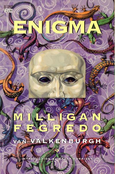 NY: Vertigo / DC Comics, 1995. Paperback. Very good. Very good in publisher's wraps.