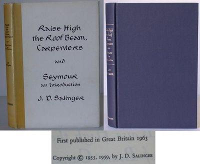 William Heinemann Ltd, 1963. 1st Edition. Hardcover. Fine/Fine. Published in London by William Heine...