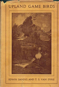 Upland Game Birds - American Sportsman's Library 1924 Edition in DJ