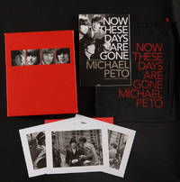BEATLES NOW THESE DAYS ARE GONE DELUXE GENESIS PUBLICATIONS BOOK