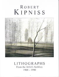 image of Robert Kipniss:  Lithographs From the Artist's Archives 1968-1990