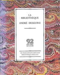 La Bibliothèque André Desguine. Guide.