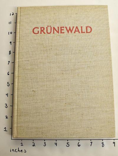 Zurich: Artemis Verlag, 1957. Hardcover. VG-. General shelf wear to cover, minimal soiling inside fr...