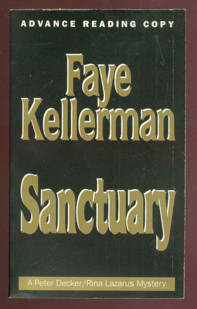 New York: Avon, 1994. Softcover. Fine. First edition, Advance Reading Copy. Fine in wrappers.