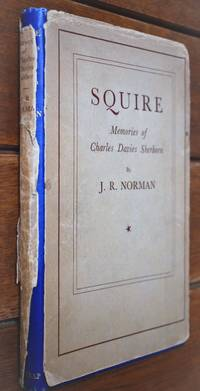 SQUIRE Memories Of Charles Davies Sherborn
