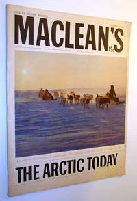 Maclean's Magazine, 17 October  1964 - The Arctic Today