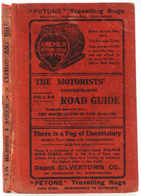 image of The Motorists' Comprehensive Road Guide for the North Island of New Zealand with Sectional Maps