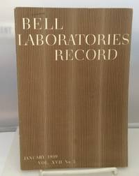 Bell Laboratories Record January 1939 (Volume XVII, No. 5)