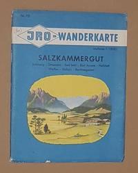 JRO Wanderkarte Nr.721: Salzkammergut. 1:150 000