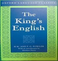 image of The Kings English