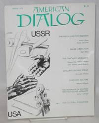 American dialog; Spring, 1972, vol. 7, no. 2