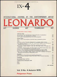Leonardo (Vol 9, No. 4, Autumn 1976)