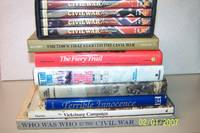 Collection of Civil War Books [7] and DVD [4] by William S. McFeely - 1st Edition - 1986 - from mclinhavenbooks (SKU: 005255)