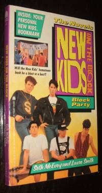 image of New Kids on the Block Block Party