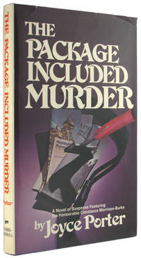 The Package Included Murder: A Novel of Suspense Featuring the Honourable Constance Morrison-Burke
